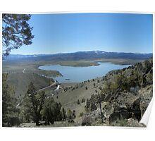 Unity Lake Reservoir Poster