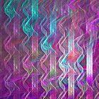 Pastel Glow Tubes  by Beatriz  Cruz
