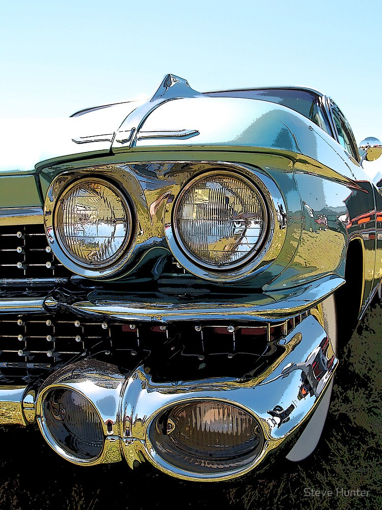 Cadillac Eldorado by Steve Hunter