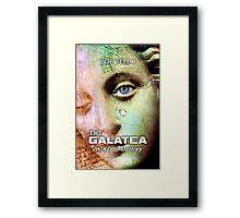 The Galatea Framed Print