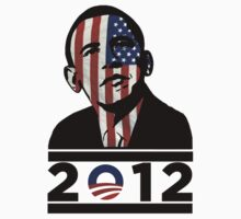 Obama 2012 Election American T-Shirt by obamashirts