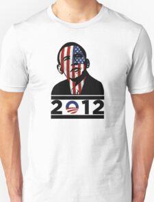 Obama 2012 Election American T-Shirt T-Shirt