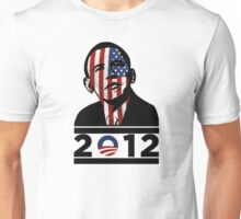Obama 2012 Election American T-Shirt Unisex T-Shirt