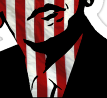Obama 2012 Election American T-Shirt Sticker