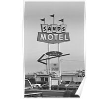 Route 66 - Grants, New Mexico Poster