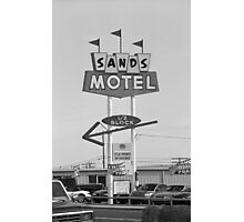 Route 66 - Grants, New Mexico Photographic Print