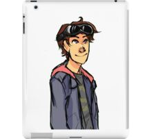Jasper Jordan - The 100 iPad Case/Skin