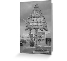 Route 66 - Gallup, New Mexico Greeting Card