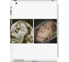 aesthetic lindsay lohan iPad Case/Skin