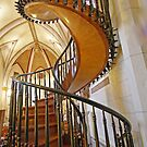 Loretto Chapel Staircase by WolfPause