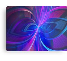 Ribbon Portal Metal Print