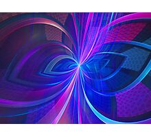 Ribbon Portal Photographic Print