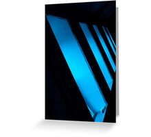 Triangle abstract Greeting Card