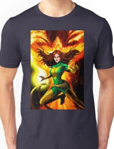 The Phoenix Jean Grey  Unisex T-Shirt