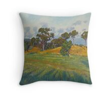 Mullee Mullee Shadows Throw Pillow