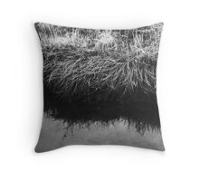 Bend With The Tide Throw Pillow