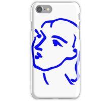 Matisse Ink Sketch iPhone Case/Skin