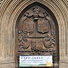 Bath Abbey, Bath, UK by James J. Ravenel, III