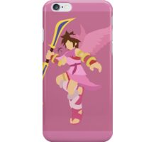 Pit (Pink) - Super Smash Bros. iPhone Case/Skin