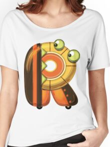 """The Letter """"Rito"""" Women's Relaxed Fit T-Shirt"""