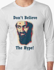 Osama bin Laden Long Sleeve T-Shirt