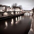 Lamplit River by Kathryn Steel