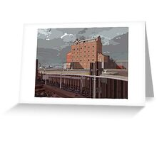 Harts Mill west Greeting Card