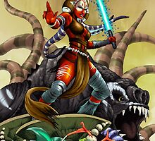 Shaak-Ti by mikekimart