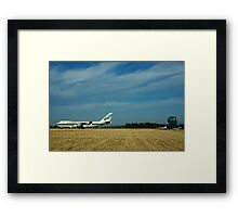 A Nice Combination Framed Print