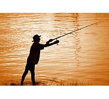 Gone Fishin'........ Photographic Print
