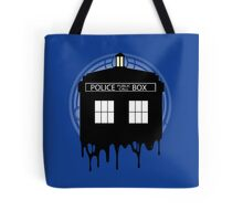 Time drip Tote Bag