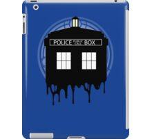 Time drip iPad Case/Skin