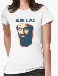 High Five! Womens Fitted T-Shirt