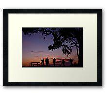 The Dawn Patrol ! Framed Print