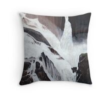 Barron Falls Throw Pillow