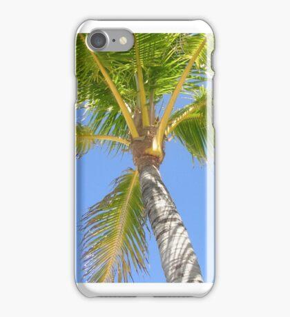 Palm Sky iPhone Case/Skin