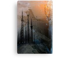 Theory of Flight - Crows Canvas Print