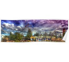 Riverfront Park - Spokane Washington Poster