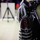 1950 Cadillac Taillight by WilliamJPhoto