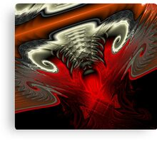 The Devil's in the Details Canvas Print