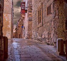 Greek's Gate: Mdina, Malta by Edwin  Catania