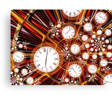 Time Flies When You're Having Fun Canvas Print