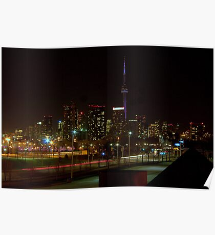 Toronto Down Town.............. Poster