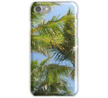 Palm Sky V iPhone Case/Skin