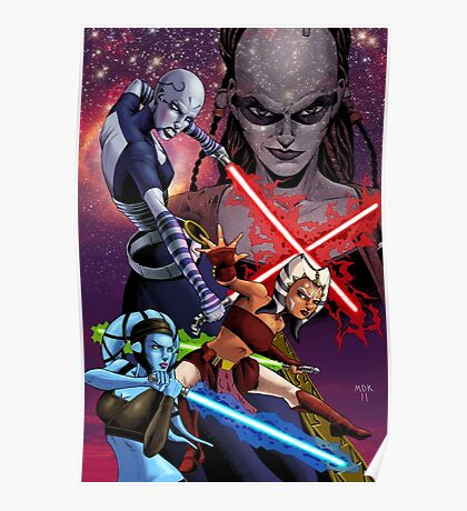 Star WarsThe Clone Wars Poster