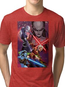 Star WarsThe Clone Wars Tri-blend T-Shirt