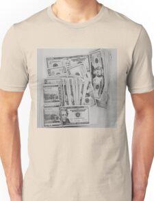 $$ money $$ Unisex T-Shirt