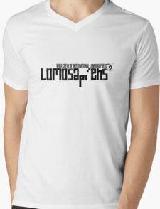 LomoSapiens² Mens V-Neck T-Shirt