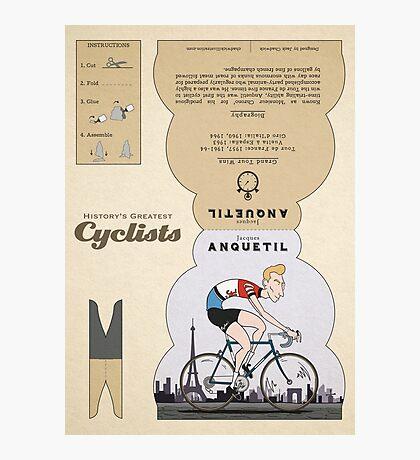 Jacques Anquetil Photographic Print