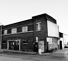 Derilict Building, Bedford by Chris Hageman